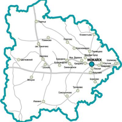 Завершены работы по участку недр в Можайском районе Московской области!